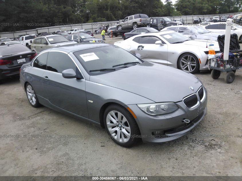 BMW 3 SERIES 2013. Lot# 30456067. VIN WBADW3C56DJ526896. Photo 1