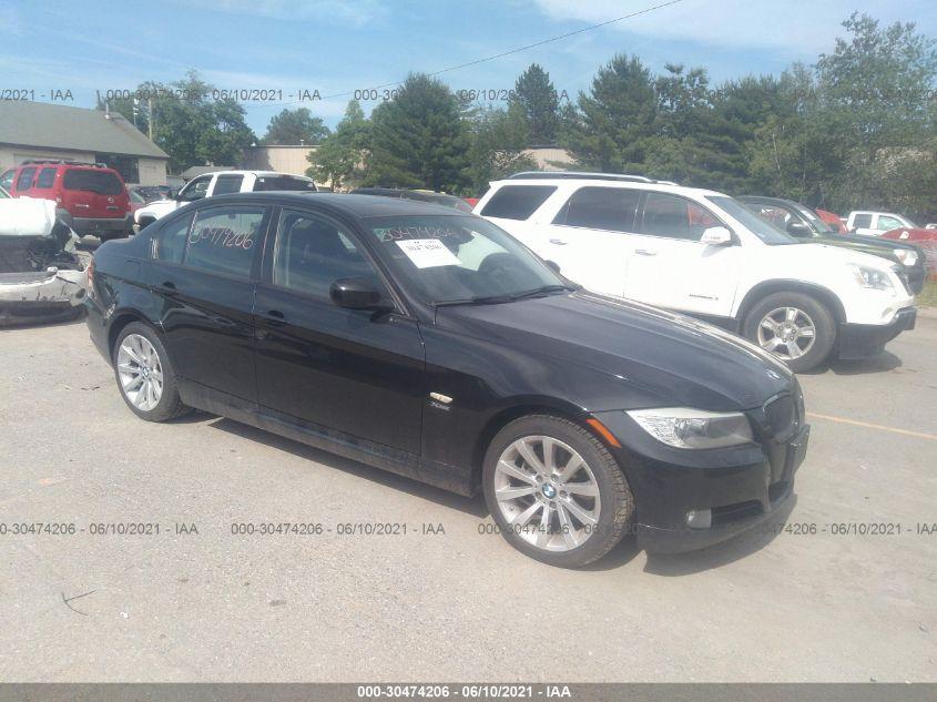 BMW 3 SERIES 2011. Lot# 30474206. VIN WBAPK5C55BF124680. Photo 1