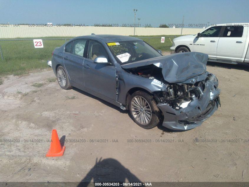 BMW 3 SERIES 2014. Lot# 30534203. VIN WBA3B9G53ENR79274. Photo 1