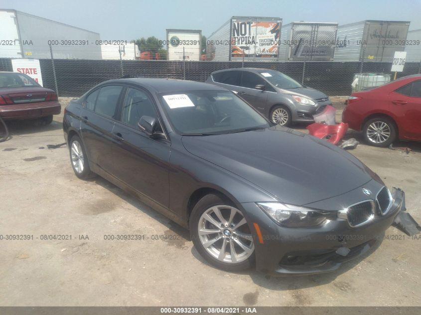 BMW 3 SERIES 2017. Lot# 30932391. VIN WBA8A9C30HK622640. Photo 1