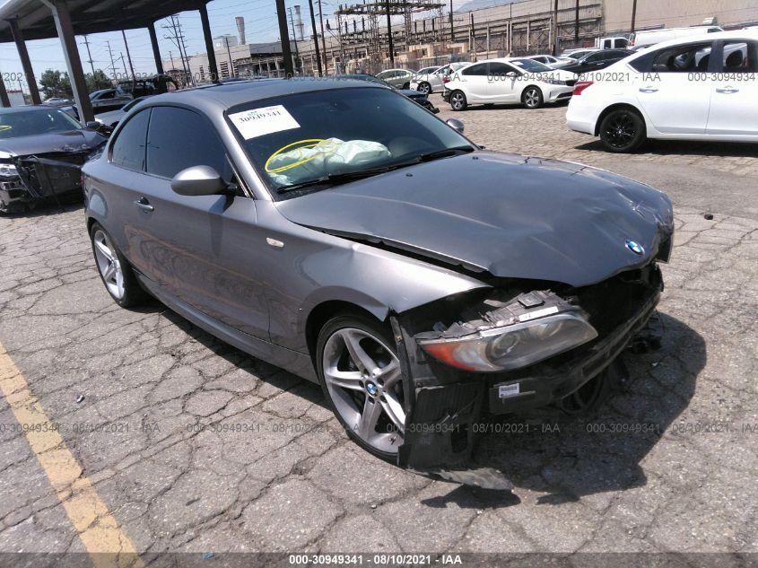 BMW 1 SERIES 2009. Lot# 30949341. VIN WBAUC73549VK79524. Photo 1
