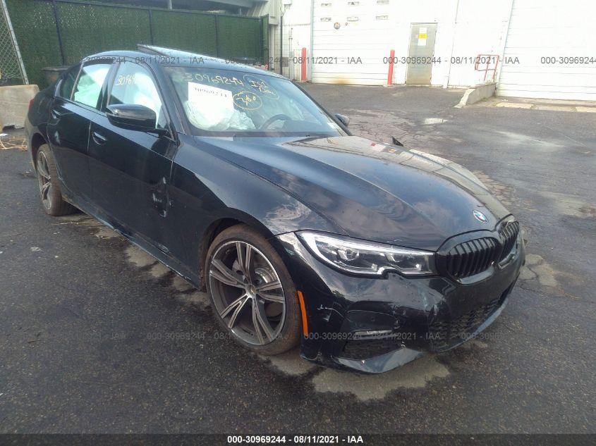 BMW 3 SERIES 2021. Lot# 30969244. VIN 3MW5P9J07M8B92885. Photo 1