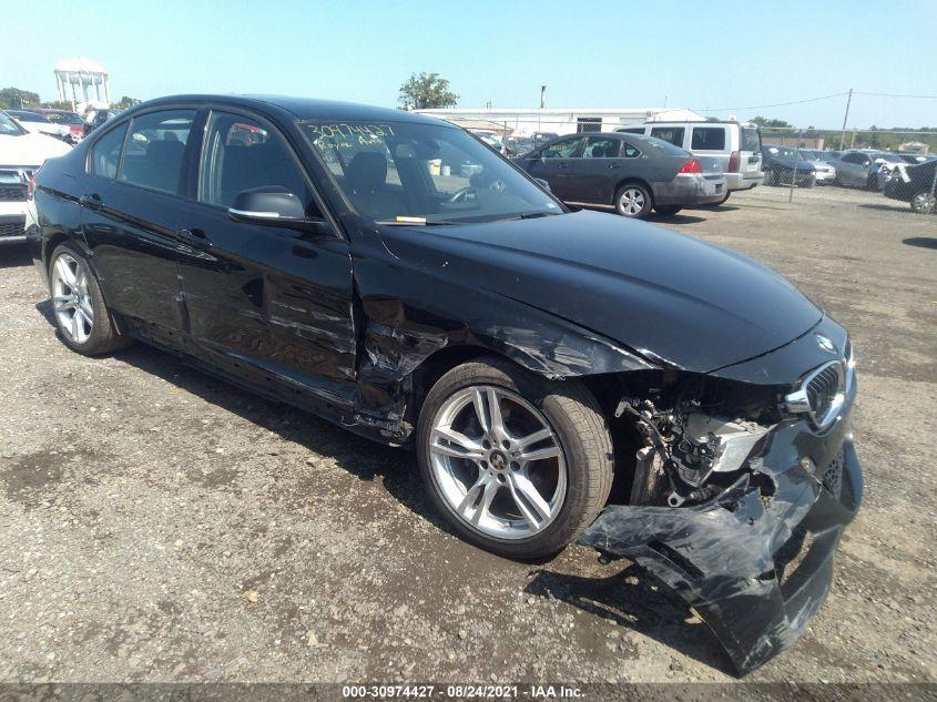 BMW 3 SERIES 2014. Lot# 30974427. VIN WBA3B9G53ENR91196. Photo 1