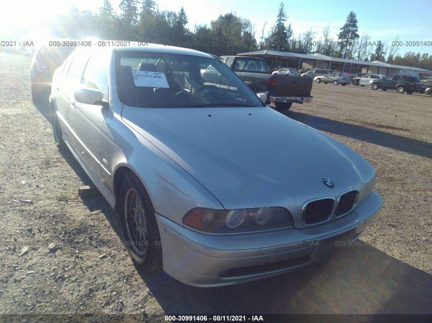 BMW 5 SERIES 2001. Lot# 30991406. VIN WBADT43421GX22073. Photo 1