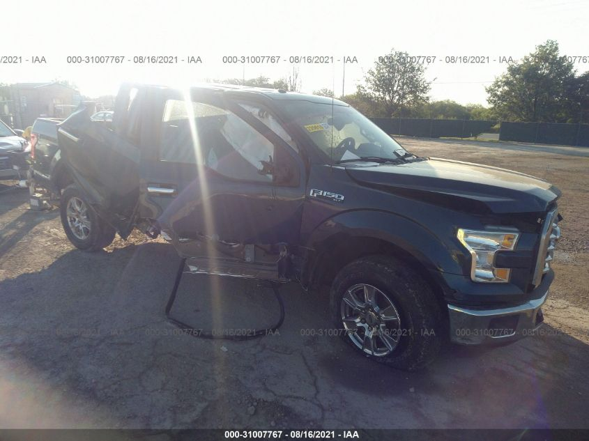 FORD F-150 2016. Lot# 31007767. VIN 1FTEW1E86GFB82254. Photo 1