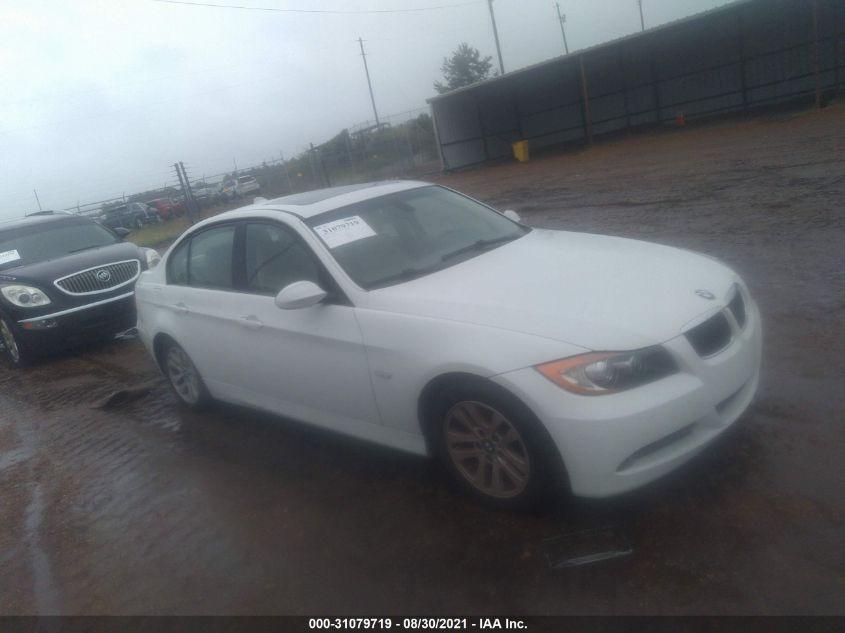 BMW 3 SERIES 2006. Lot# 31079719. VIN WBAVB17556NK36952. Photo 1