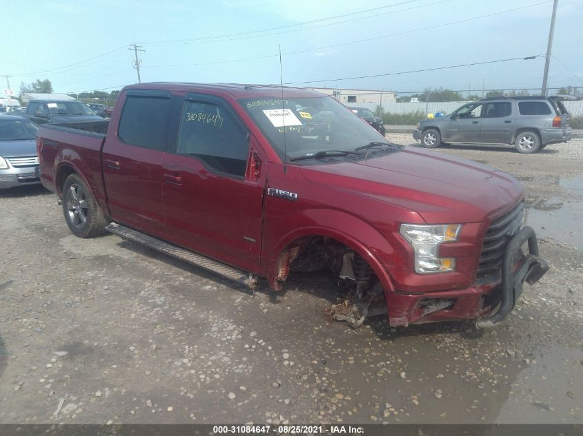 FORD F-150 2015. Lot# 31084647. VIN 1FTEW1EP9FKF05337. Photo 1