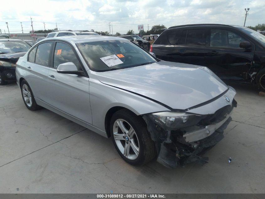 BMW 3 SERIES 2015. Lot# 31089812. VIN WBA3A5C53FP604606. Photo 1