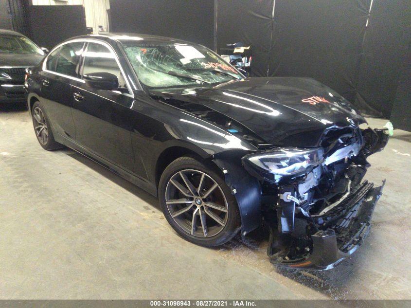 BMW 3 SERIES 2020. Lot# 31098943. VIN 3MW5R7J00L8B10556. Photo 1
