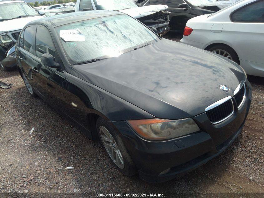 BMW 3 SERIES 2007. Lot# 31115605. VIN WBAVC93557KX55780. Photo 1