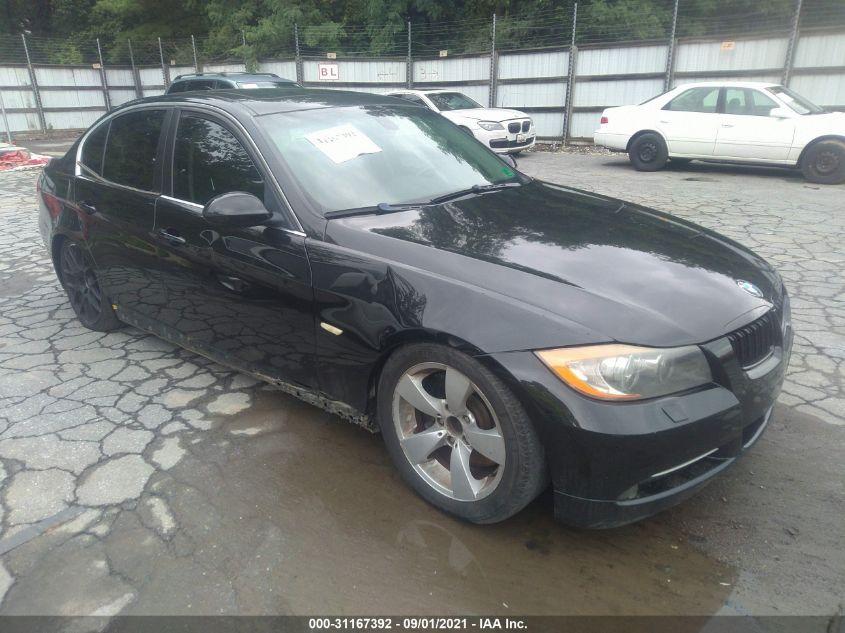 BMW 3 SERIES 2007. Lot# 31167392. VIN WBAVD53517AV14116. Photo 1