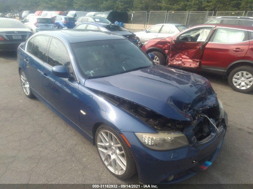 BMW 3 SERIES 2011. Lot# 31162932. VIN WBAPM5C52BE435547. Photo 1