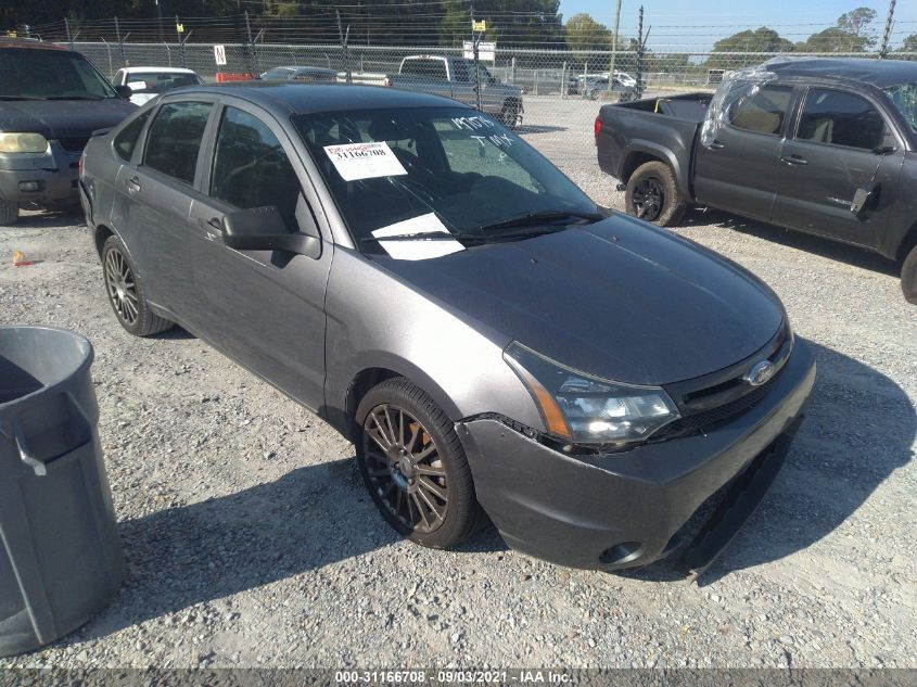 FORD FOCUS 2010. Lot# 31166708. VIN 1FAHP3GN2AW197078. Photo 1