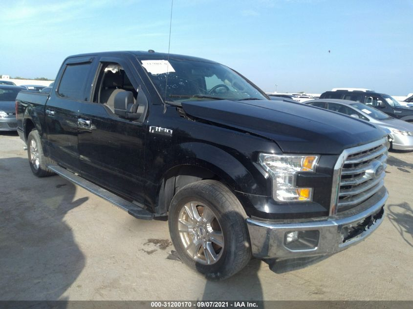 FORD F-150 2017. Lot# 31200170. VIN 1FTEW1C87HFA35610. Photo 1