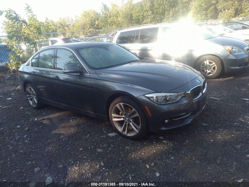 BMW 3 SERIES 2018. Lot# 31181385. VIN WBA8D9G52JNU72778. Photo 1