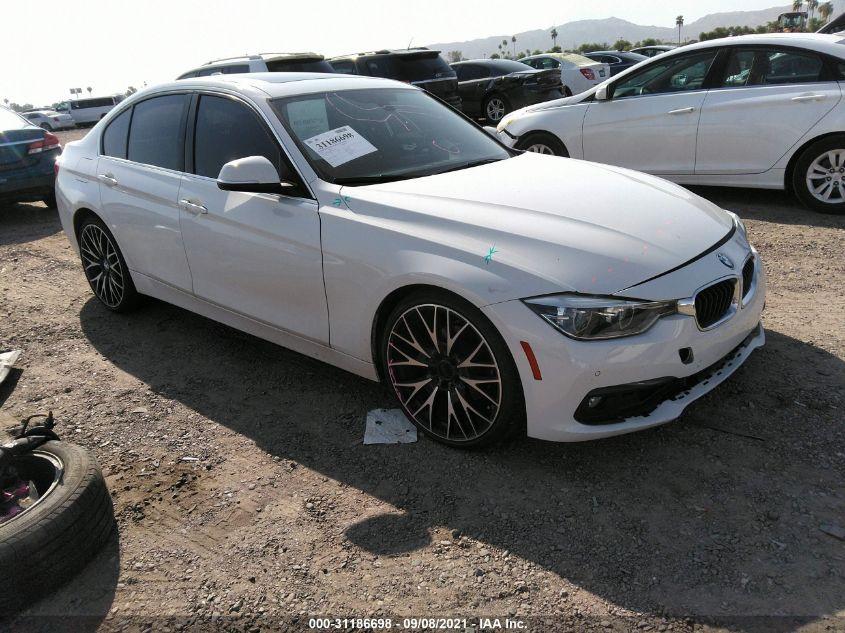 BMW 3 SERIES 2017. Lot# 31186698. VIN WBA8B9G56HNU48550. Photo 1