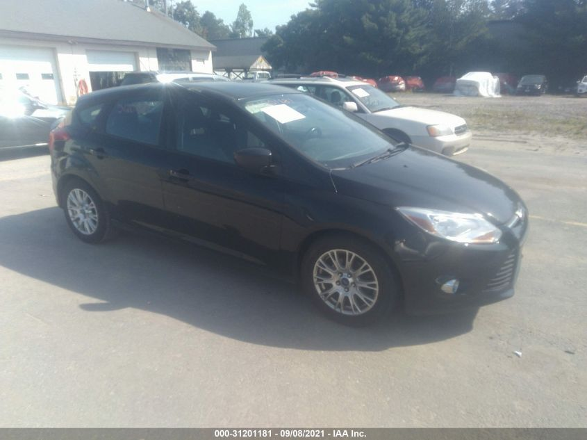 FORD FOCUS 2012. Lot# 31201181. VIN 1FAHP3K2XCL394887. Photo 1