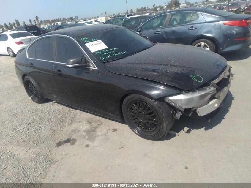 BMW 3 SERIES 2015. Lot# 31210191. VIN WBA3A5C52FP604693. Photo 1