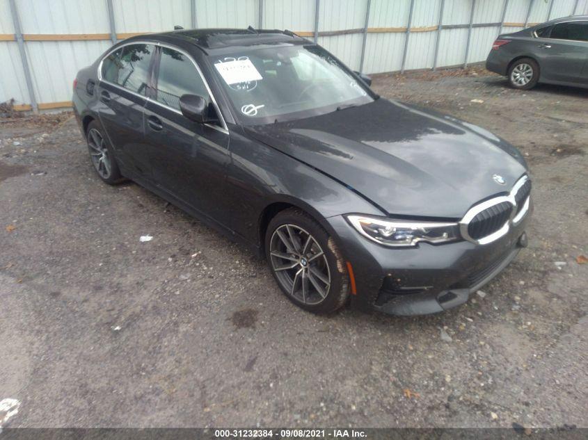 BMW 3 SERIES 2019. Lot# 31232384. VIN WBA5R1C58KFH11308. Photo 1