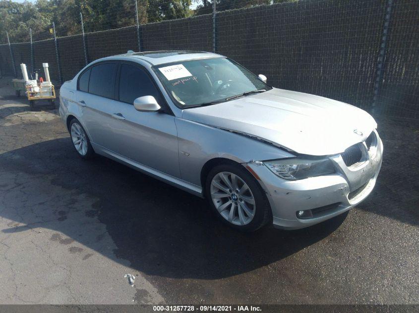 BMW 3 SERIES 2011. Lot# 31257728. VIN WBAPH5C57BA441792. Photo 1