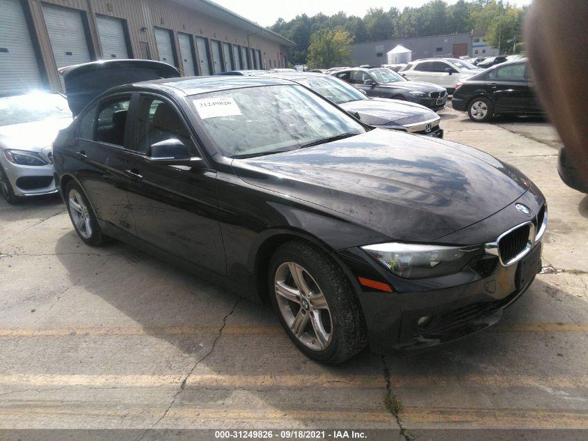 BMW 3 SERIES 2015. Lot# 31249826. VIN WBA3B5C59FF960299. Photo 1