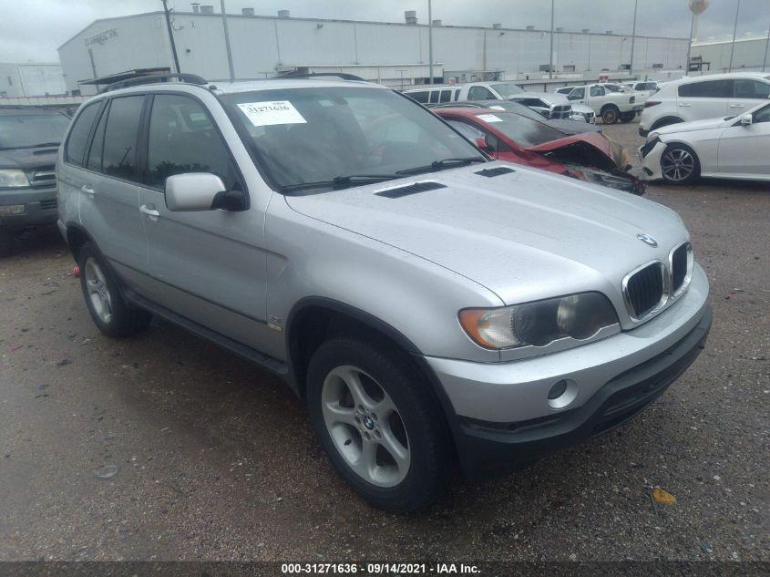 BMW X5 2003. Lot# 31271636. VIN 5UXFA53523LV99304. Photo 1