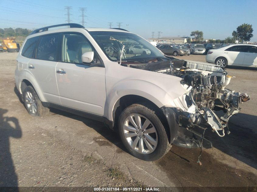 SUBARU FORESTER 2013. Lot# 31307184. VIN JF2SHADC1DH425179. Photo 1