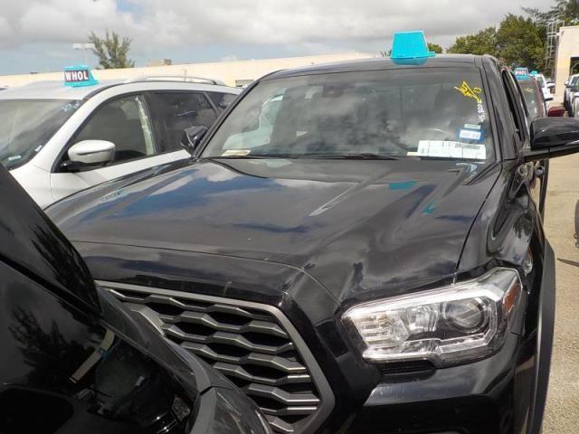 TOYOTA TACOMA 4WD 2020. Lot# 31329491. VIN 5TFCZ5AN7LX230897. Photo 1