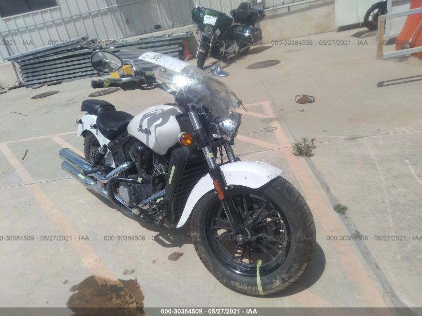 2019 INDIAN MOTORCYCLE CO. SCOUT SIXTY/ABS